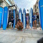 サーフィンスクール!!